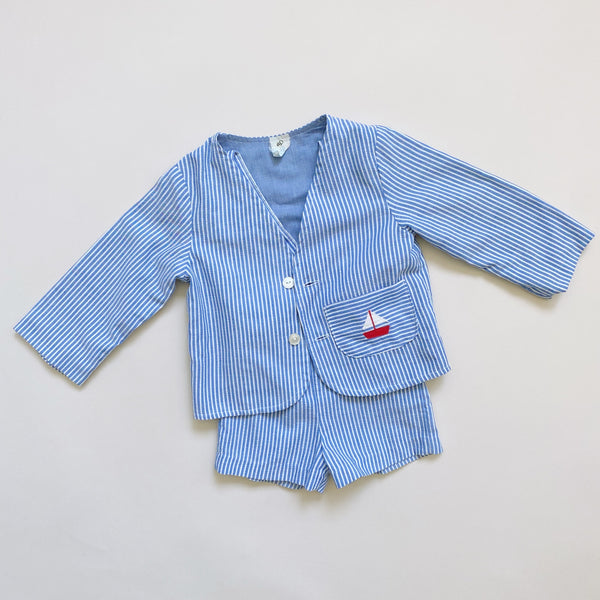 "The ""Knotty Buoy"" Outfit / Size 2T"