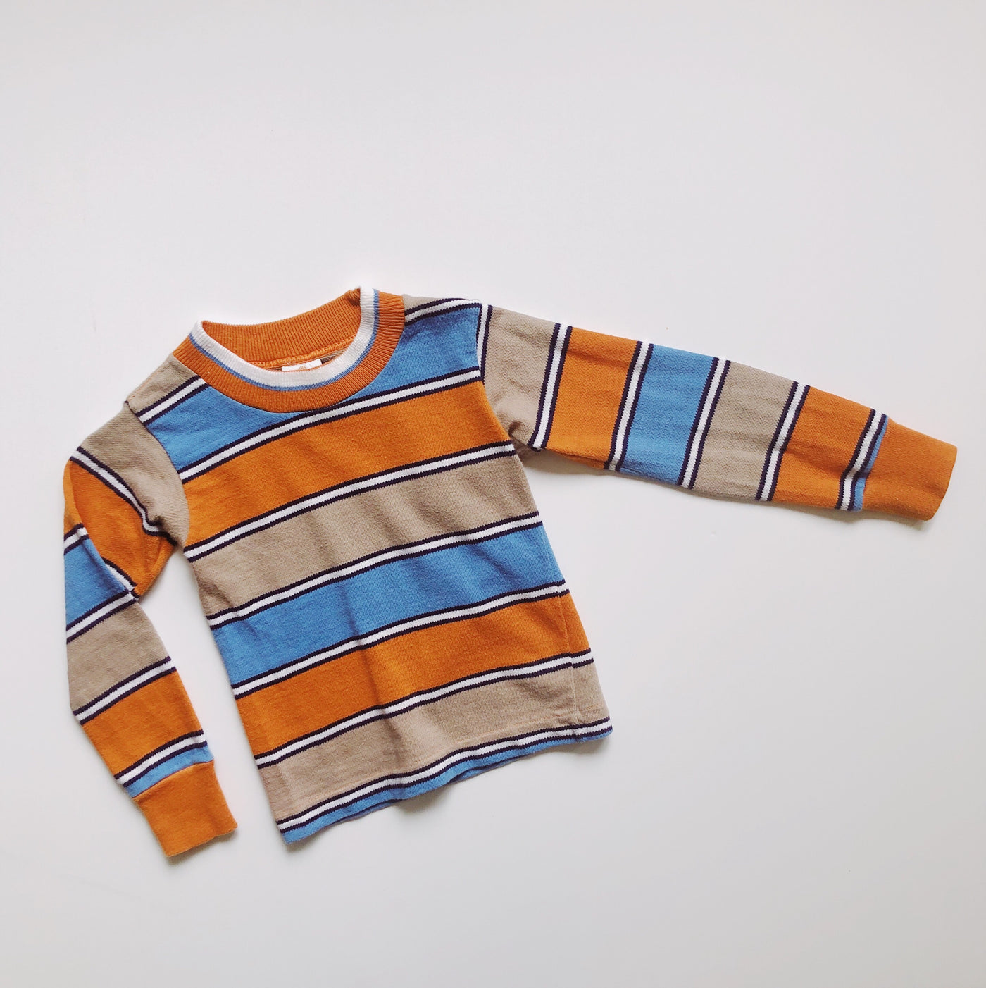 Brookdale Junior Striped Sweater / Size 4T