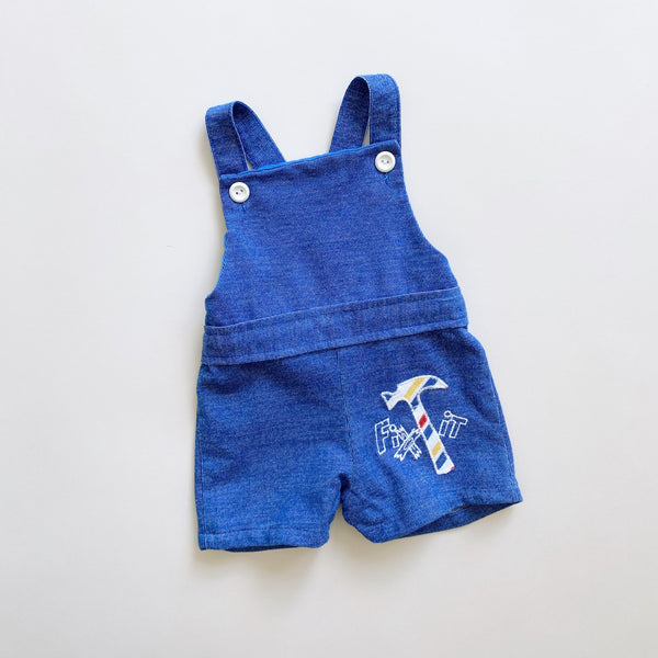 Vintage Health-tex Shortalls / Size 6M