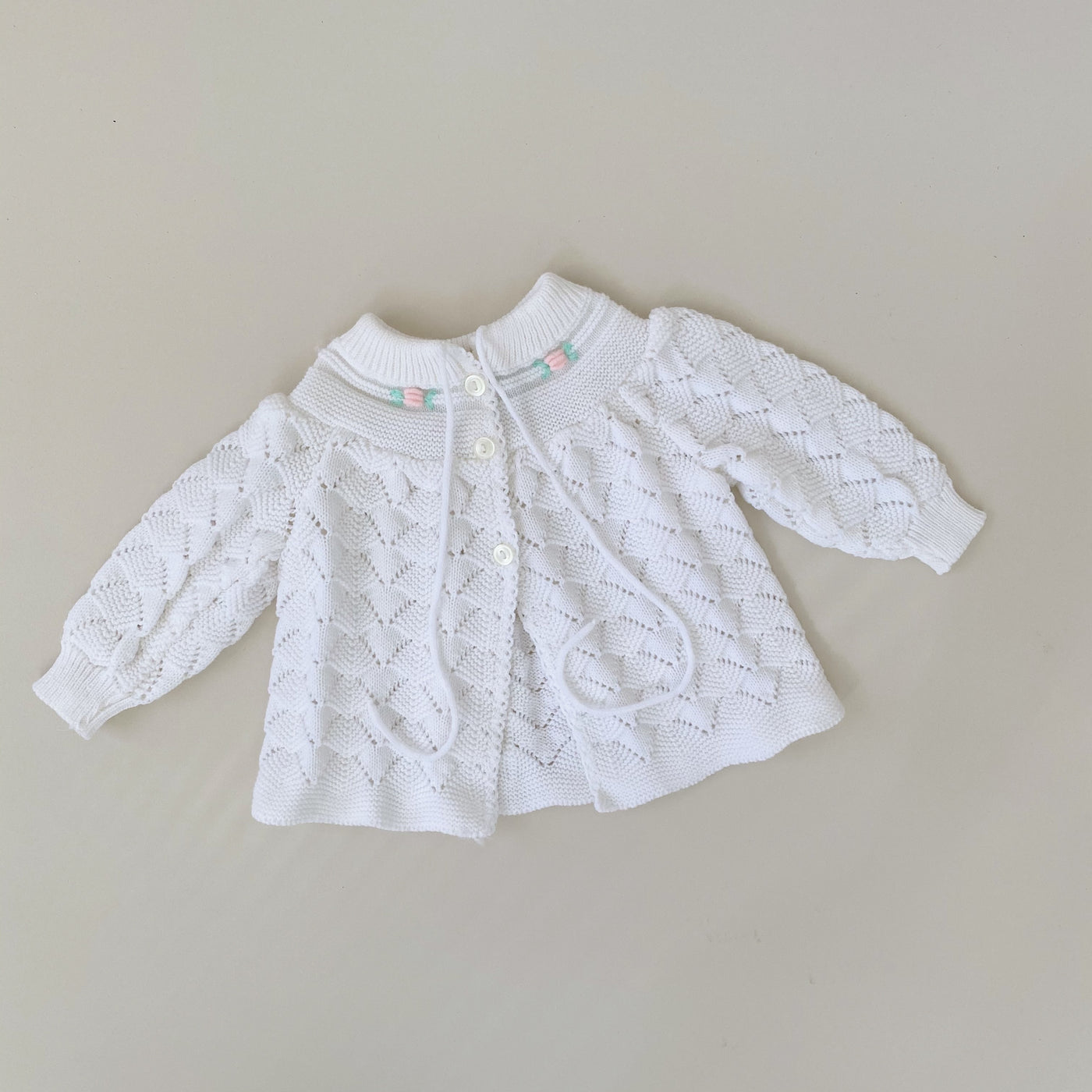 Bebe by Cradlecraft Sweater / Size 3-6M
