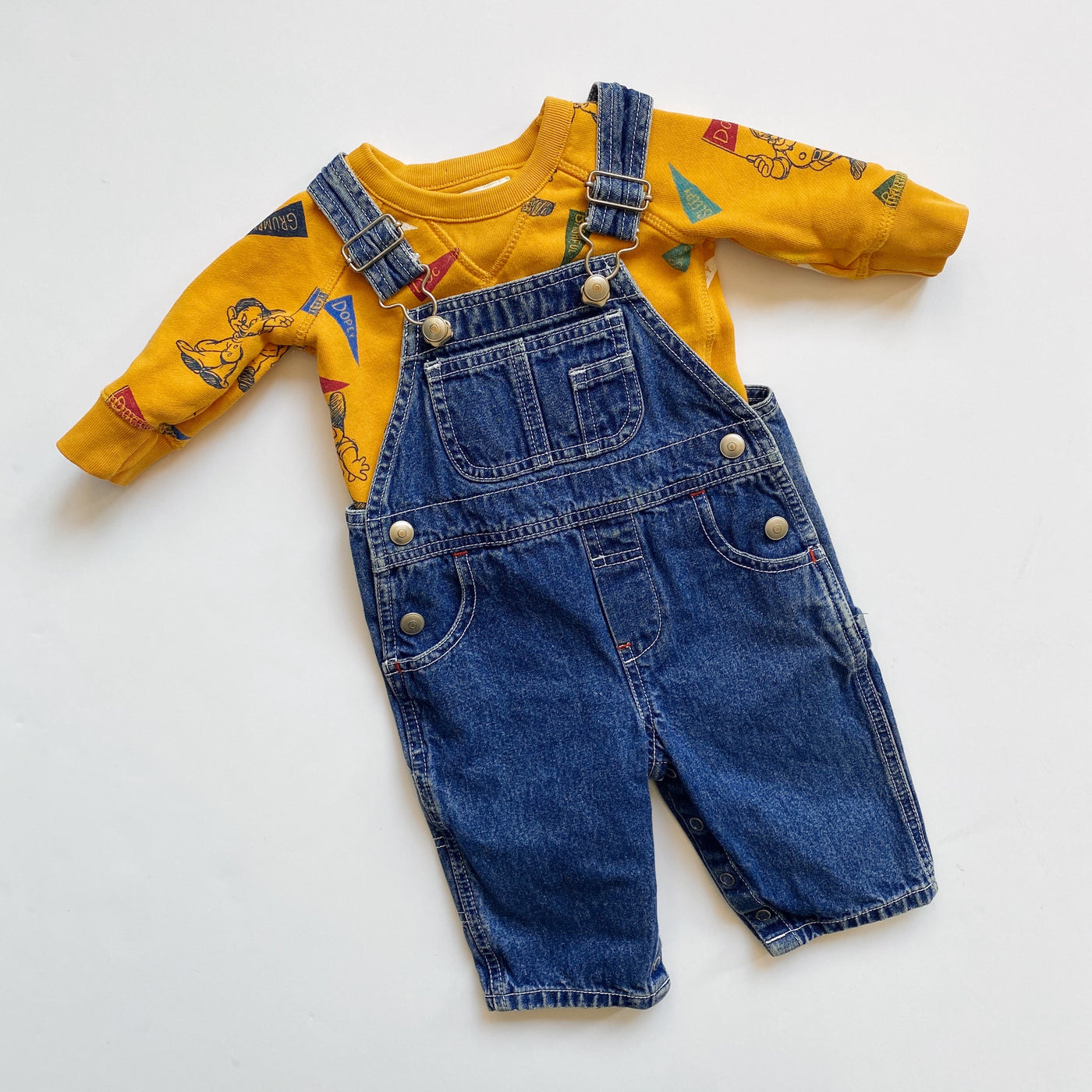 "The ""90s Babe Next Door"" Outfit / Size 3-6M"