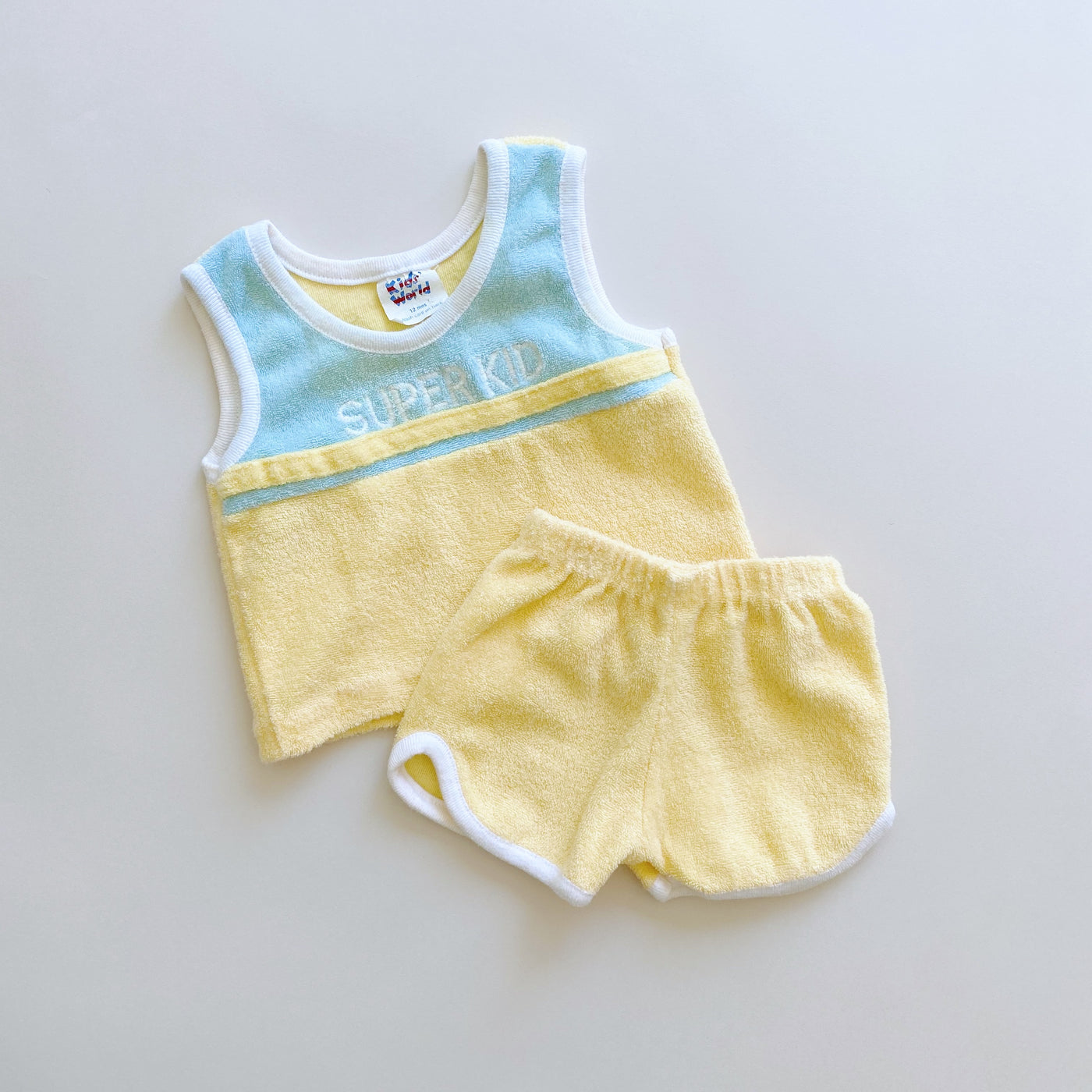"The ""Super Fly"" Outfit / Size 12M"