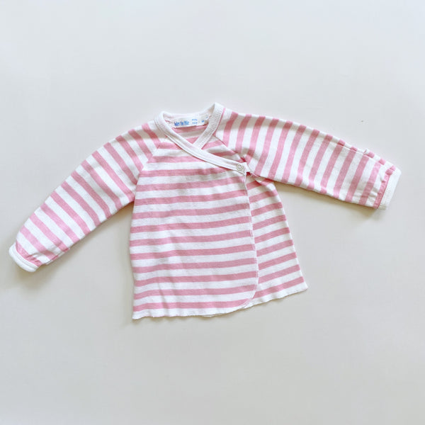 Baby Wrap Top / Size 3M