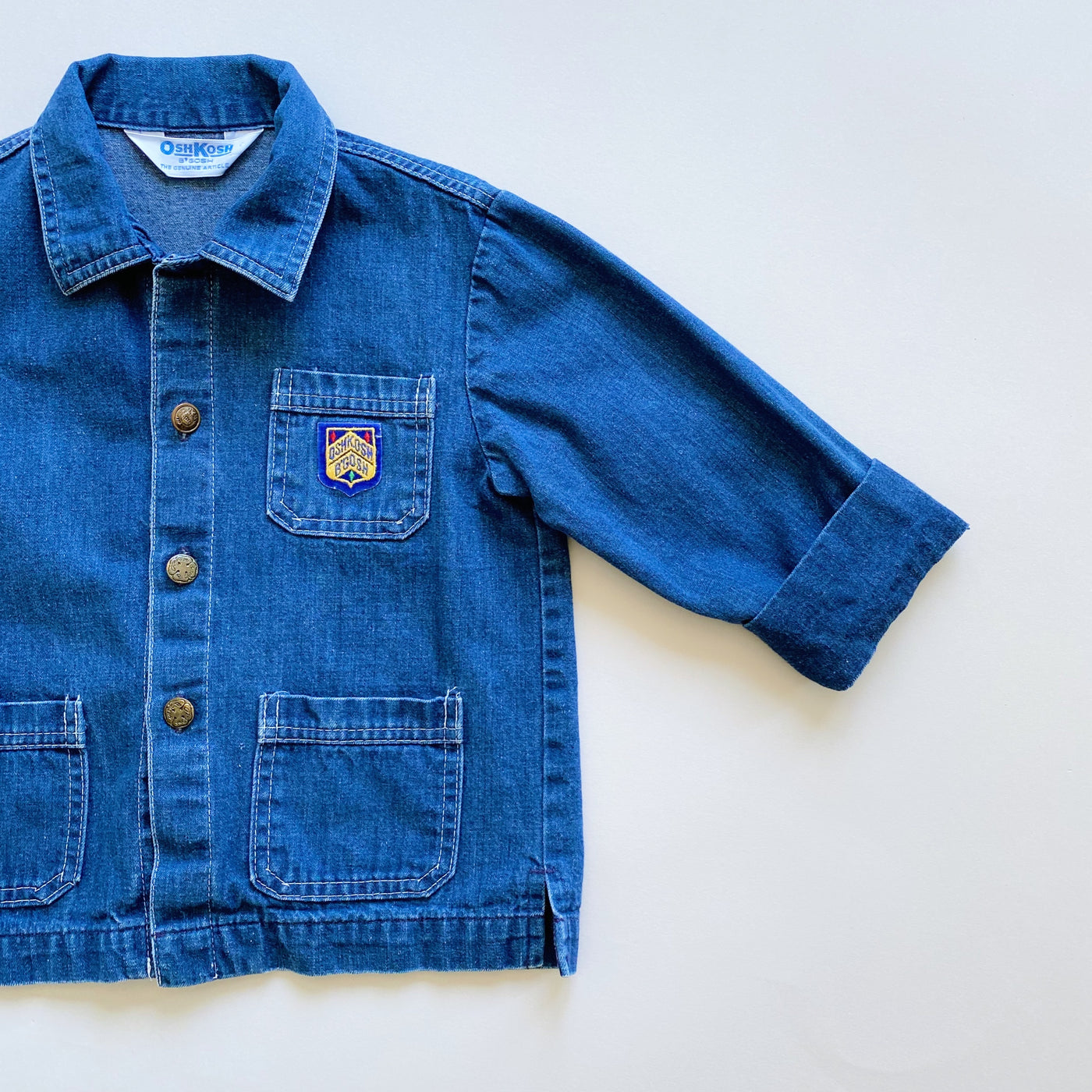 Vintage Union Made OshKosh Jacket / Size 4T