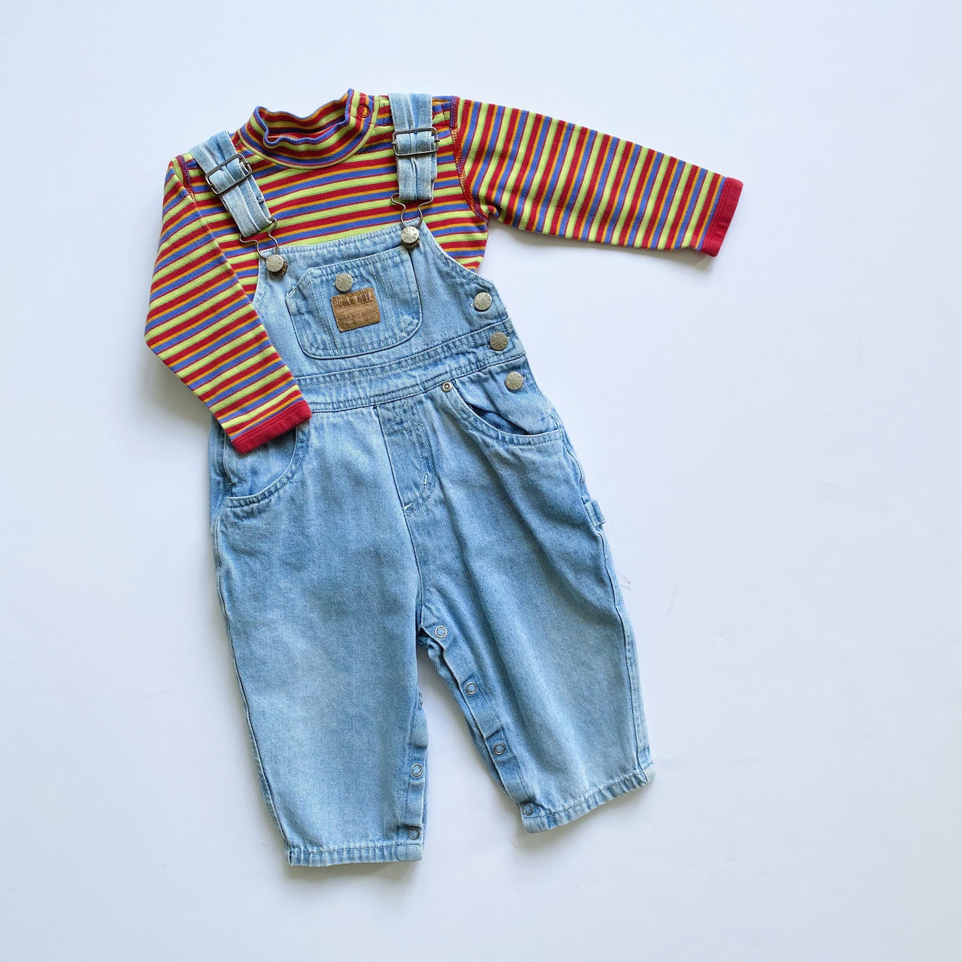 "The ""Bomb Bugle Boy"" Outfit / Size 18M"