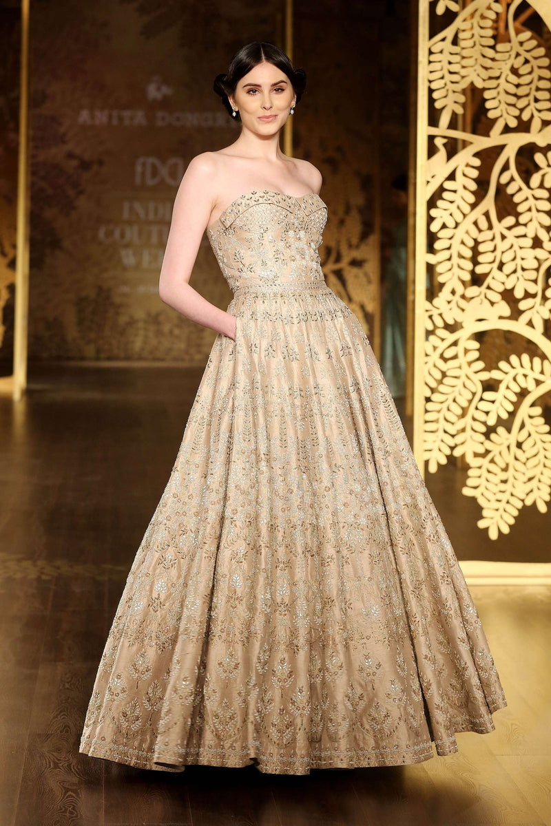 Beautiful Exclusive Designe The Masura Gown