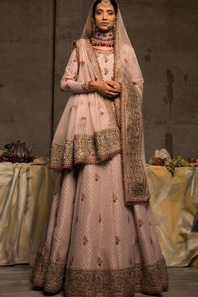 Pakistani Bridal Gown