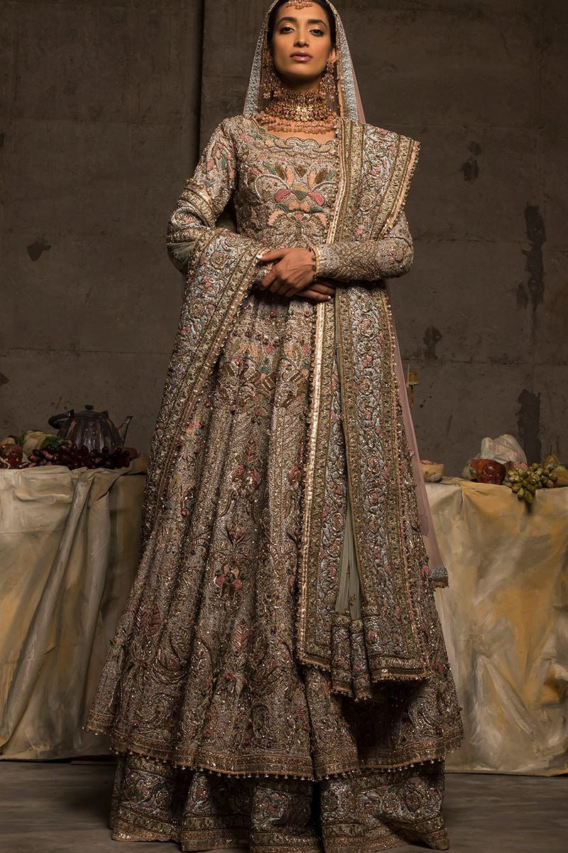 STY-PM-FF-TMCB-18-01 Bridal Pakistani Gown