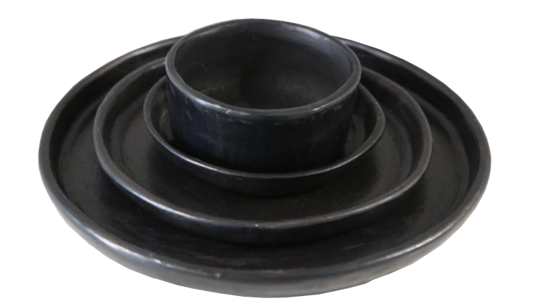 Burnt Clay Dinnerware Set