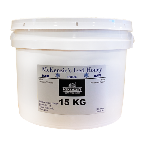 McKenzie's Iced Honey Bulk Canada