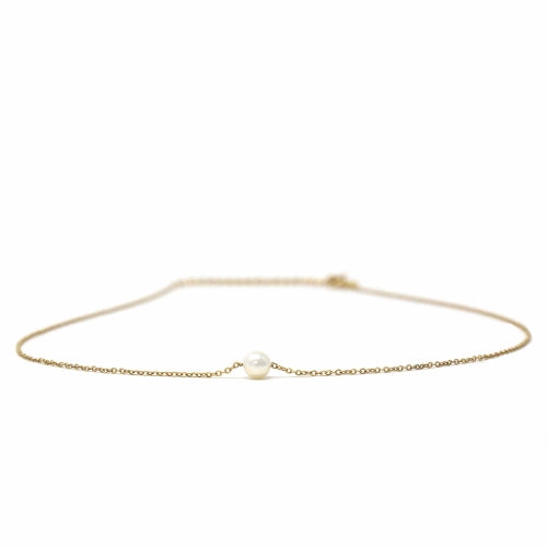 Katherine - Freshwater Pearl Necklace