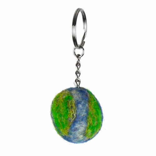 Key Chain - Earth