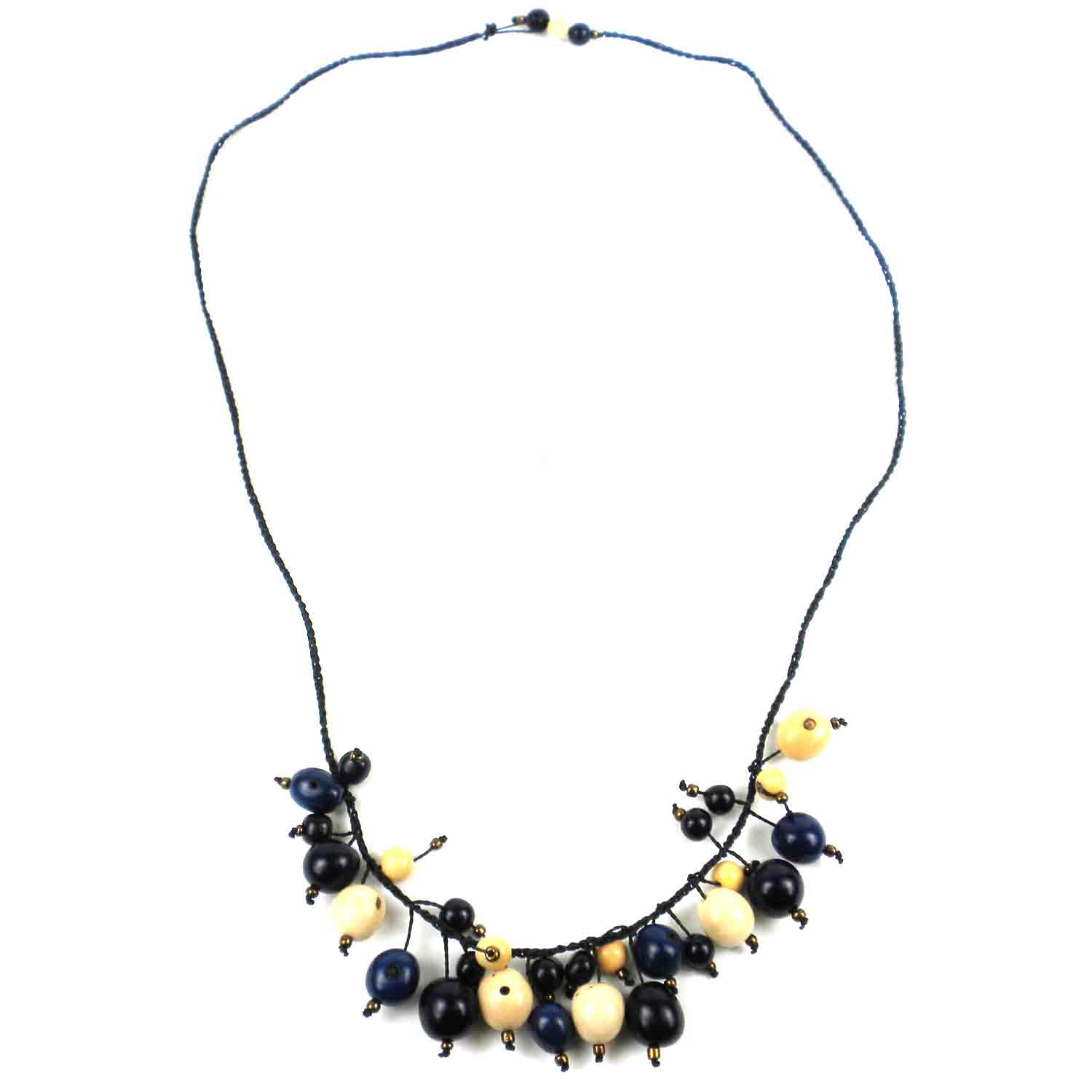 Cloud Forest Multicolored Necklace- Faire Collection
