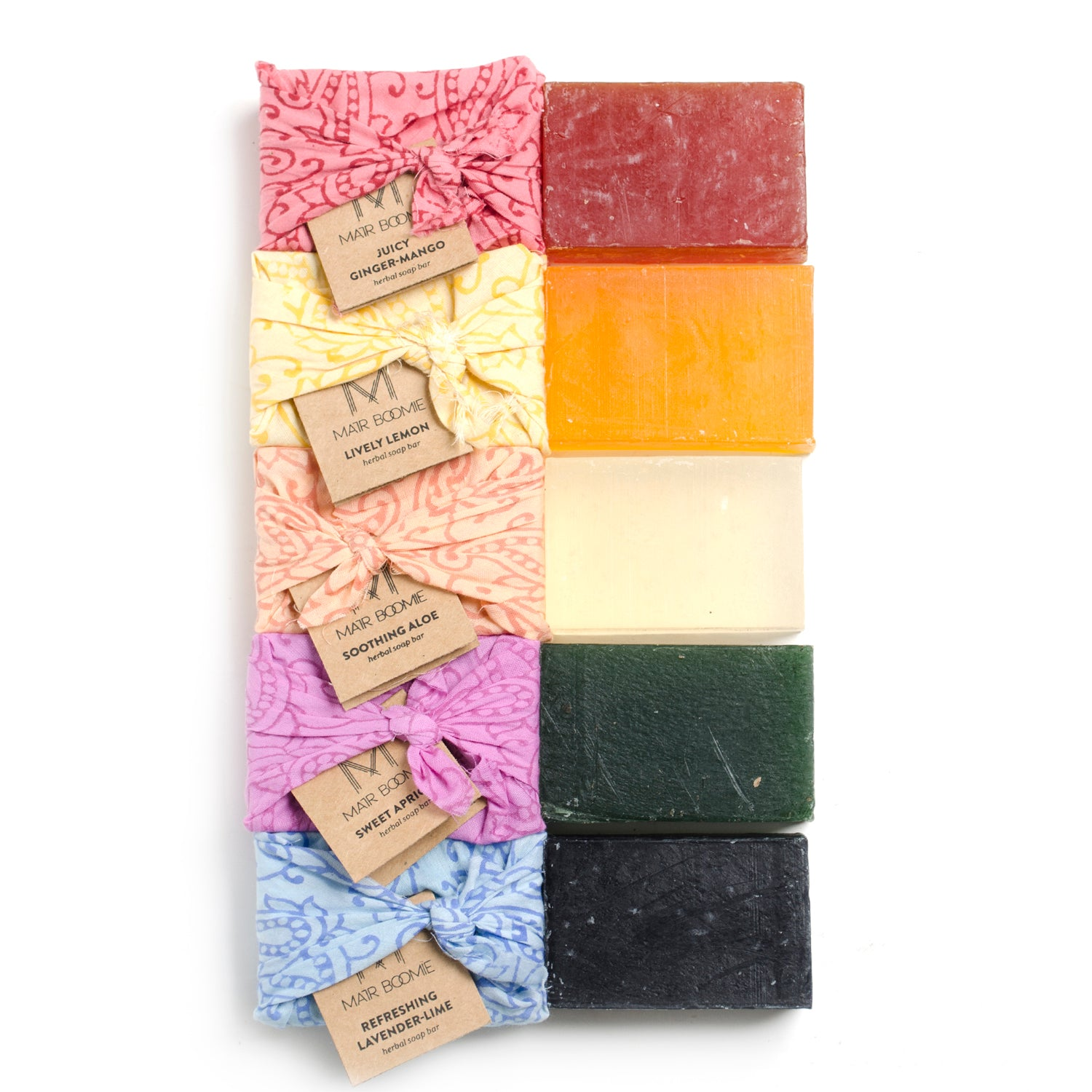 All Clean-Soaps (Set of 10)