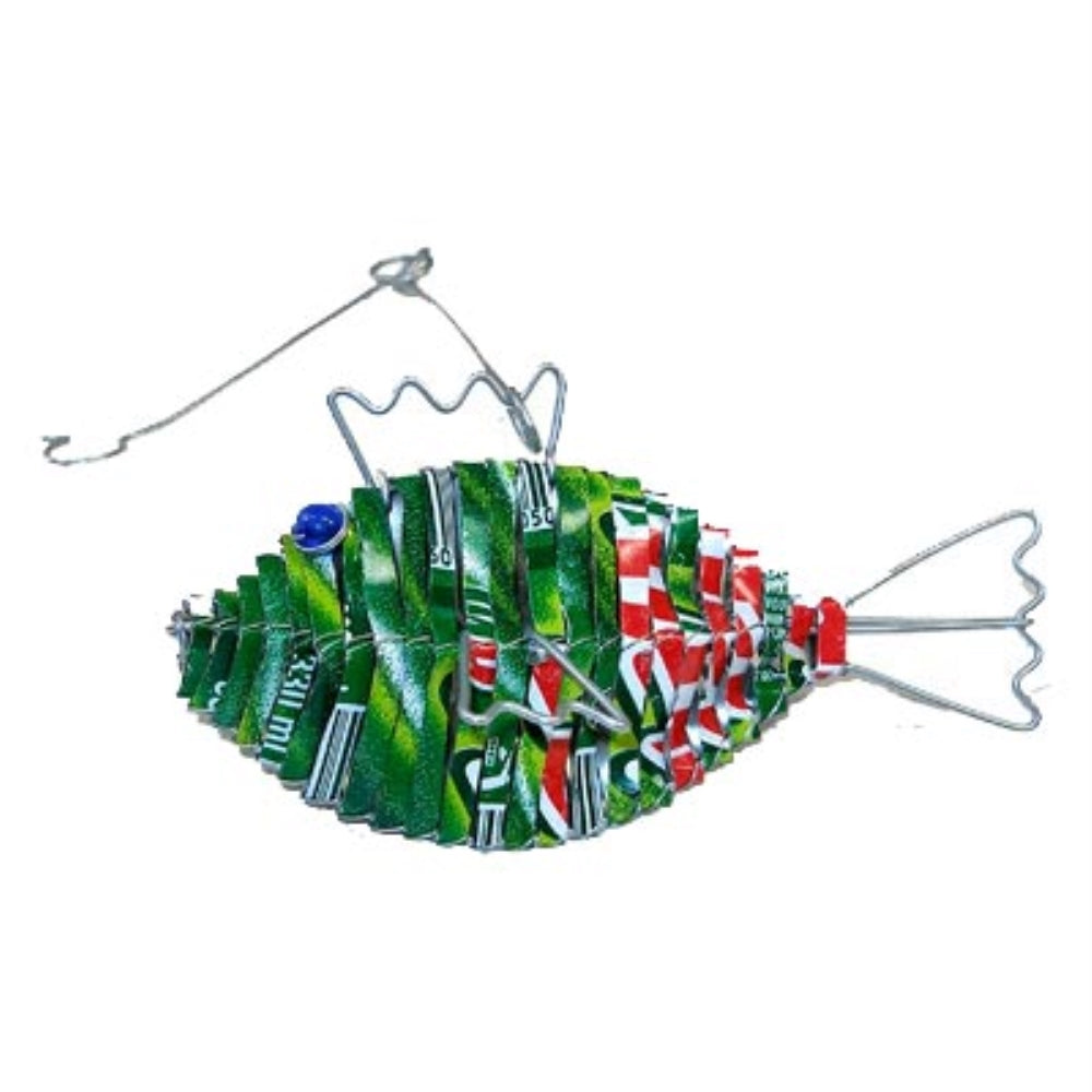 Recycled Tin Fish
