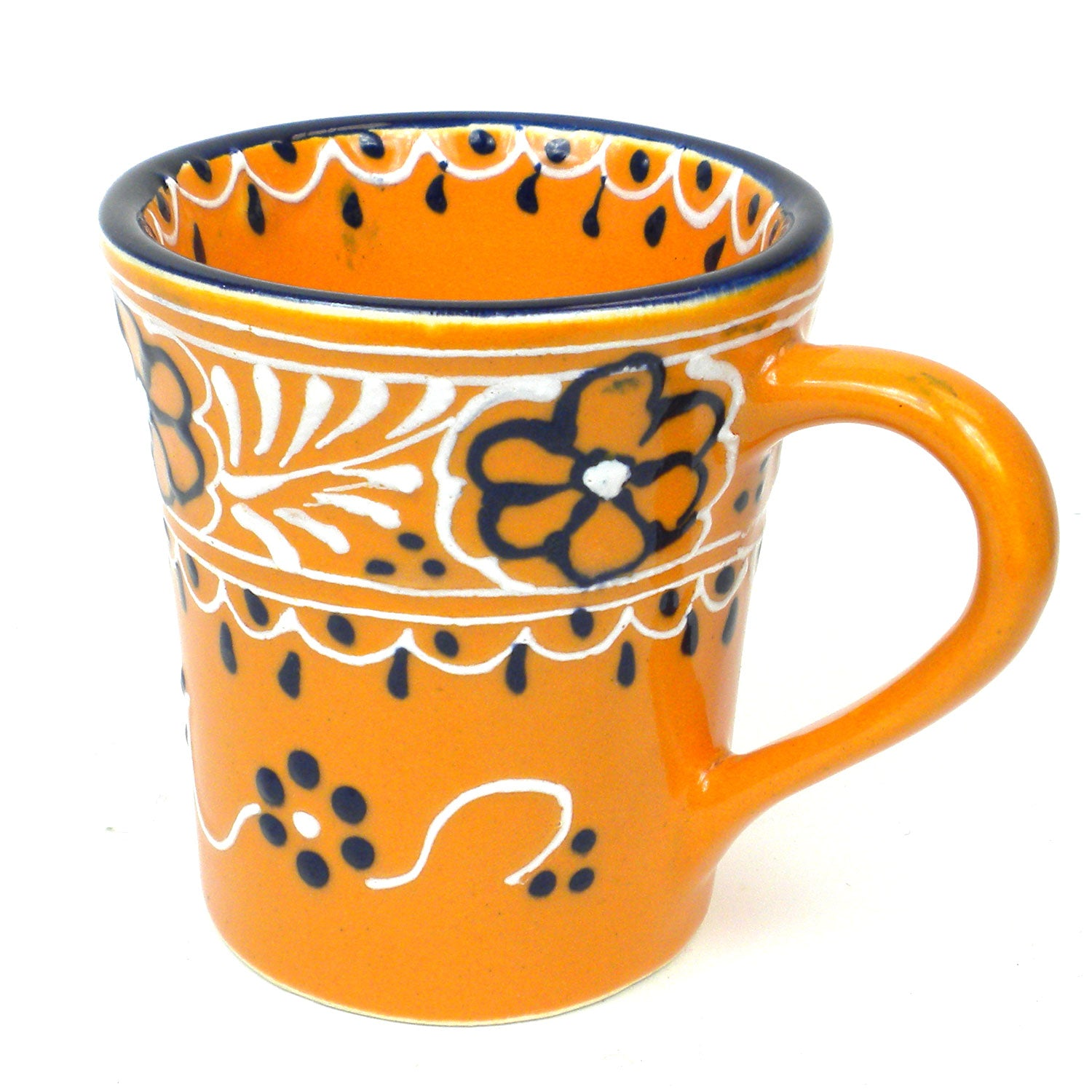 Flared Coffee Mug, Mango - 10 oz.