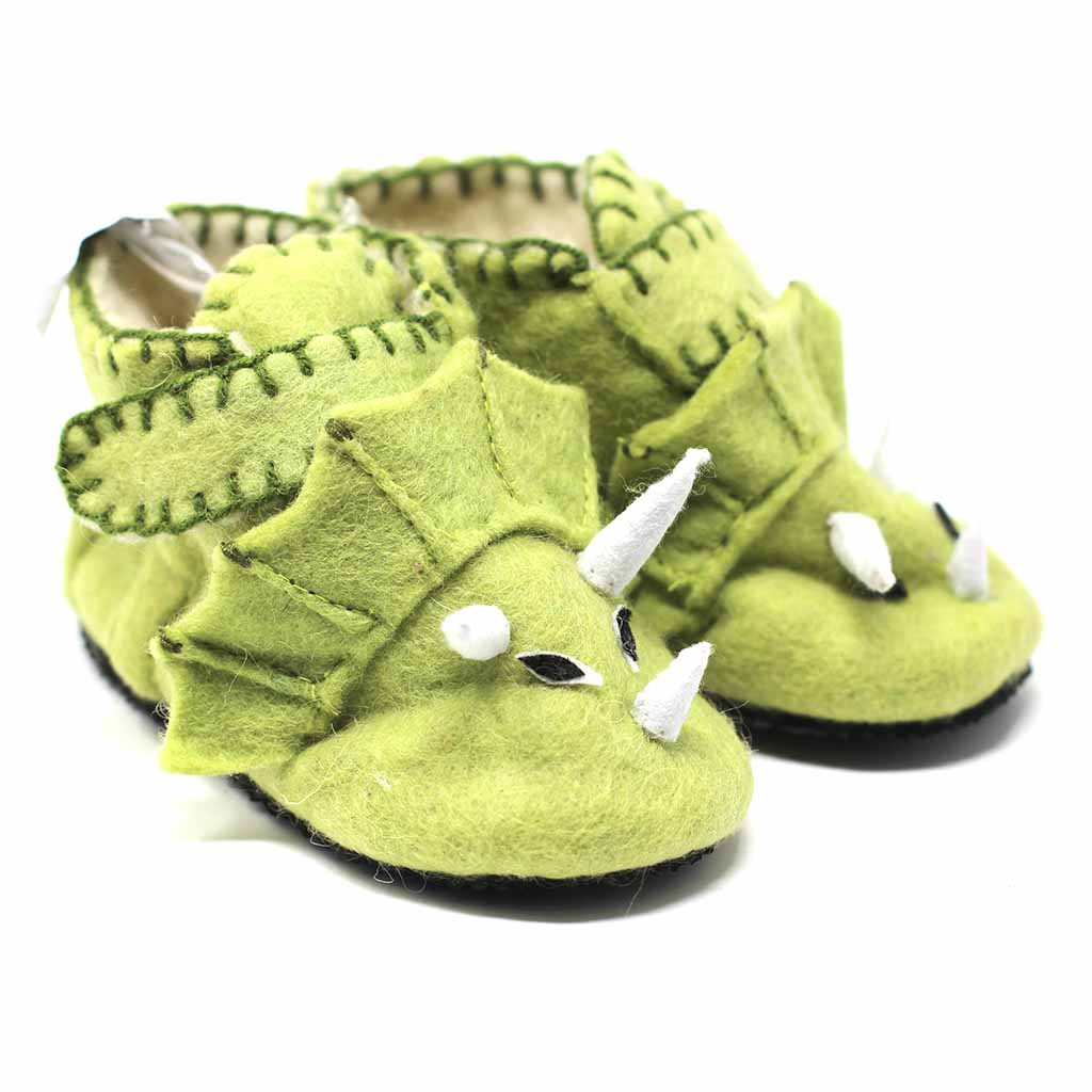 Triceratops Toddler Zooties