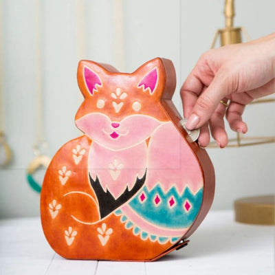 Leather Fox Bank