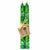 Hand-Painted Green Dinner Candles, Pair (Masika Design)