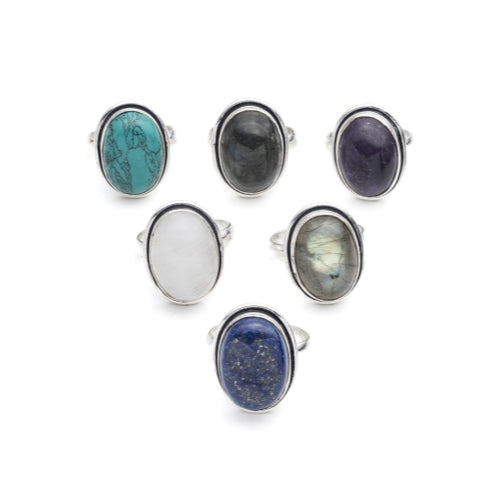 Megan Rings - Set of 6 Assorted