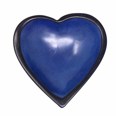 Soapstone Heart Bowls - Small 3.5 inch, Modern Decor