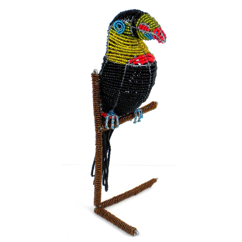 Beaded Toucan - Large
