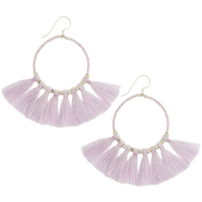 The Dreamer Earring, Seashell