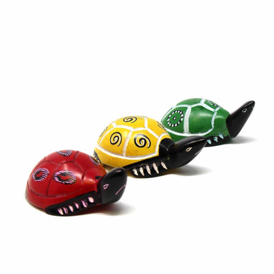Soapstone Mini Turtle 3.5 inches - Assorted Our Choice Colors