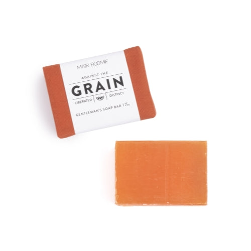 Gentleman's Soap Bar - Grain