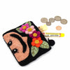 Frida Felt Coin Purse
