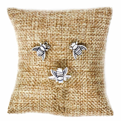 Honeybee Stud Earrings - Pack of 3