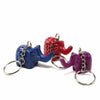 Small Soapstone Elephant Key Rings