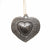 Radiant Heart Design Steel Drum Ornament