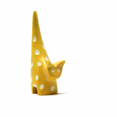 Soapstone Cats - Small 2 inch - Color Options Available