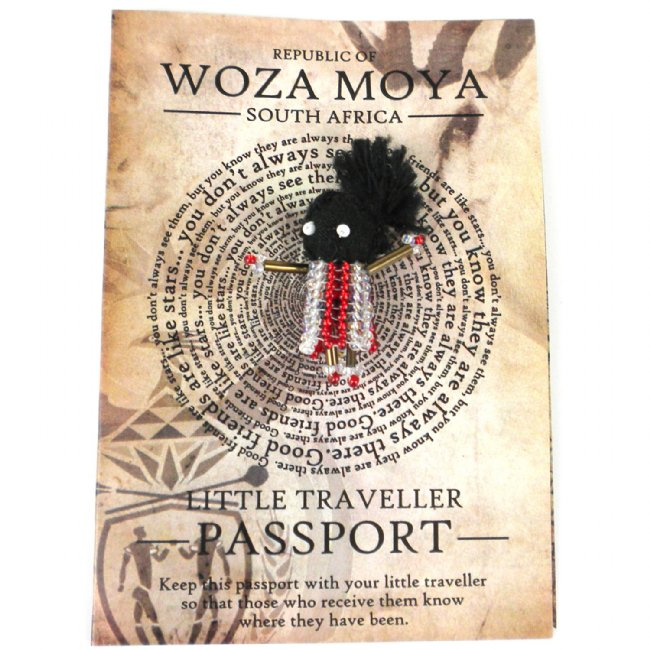 Little Traveller Passports and Dolls
