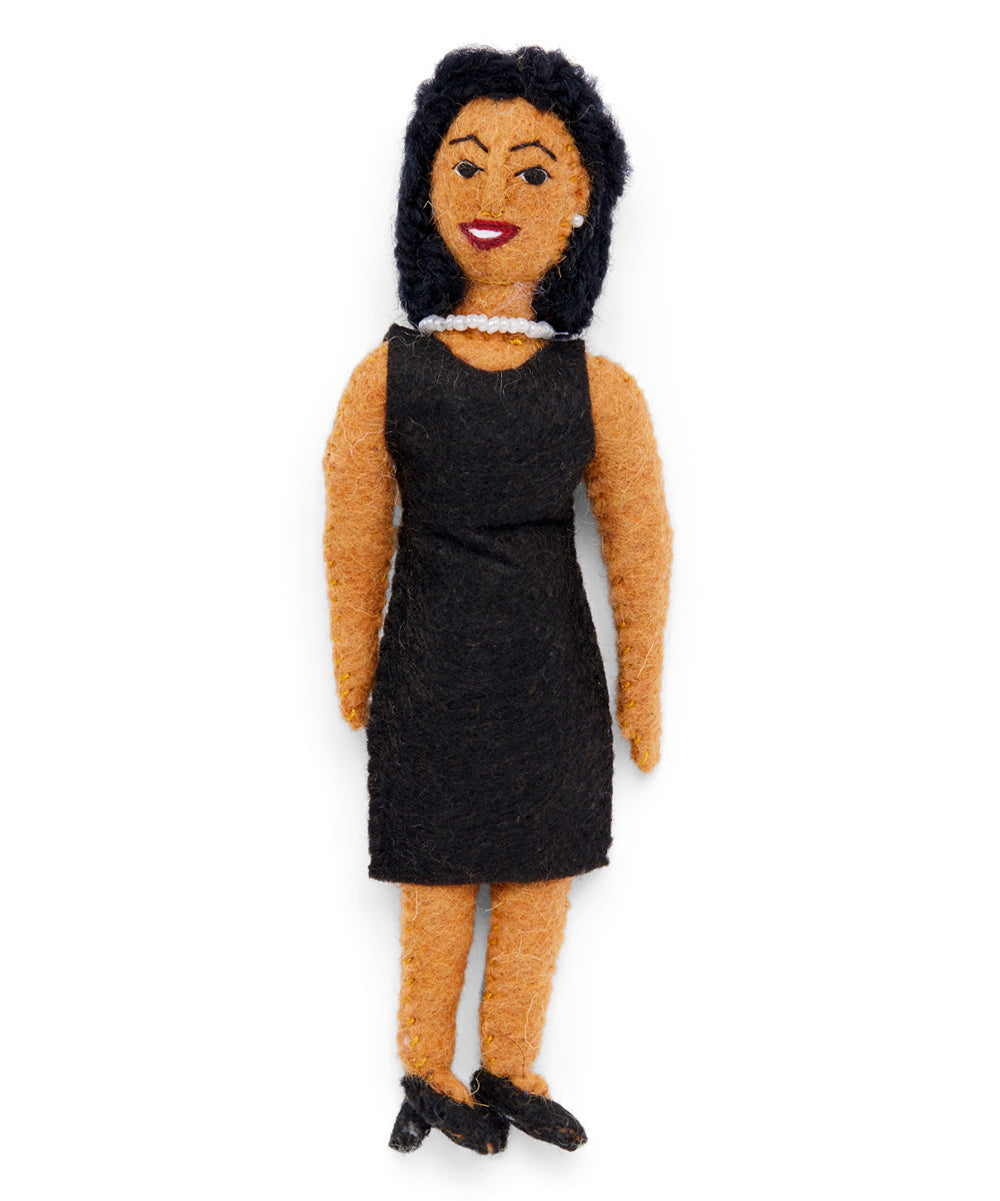 Ornament: Michelle Obama
