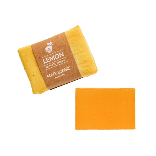 Ayurvedic Soap Bar - Lemon