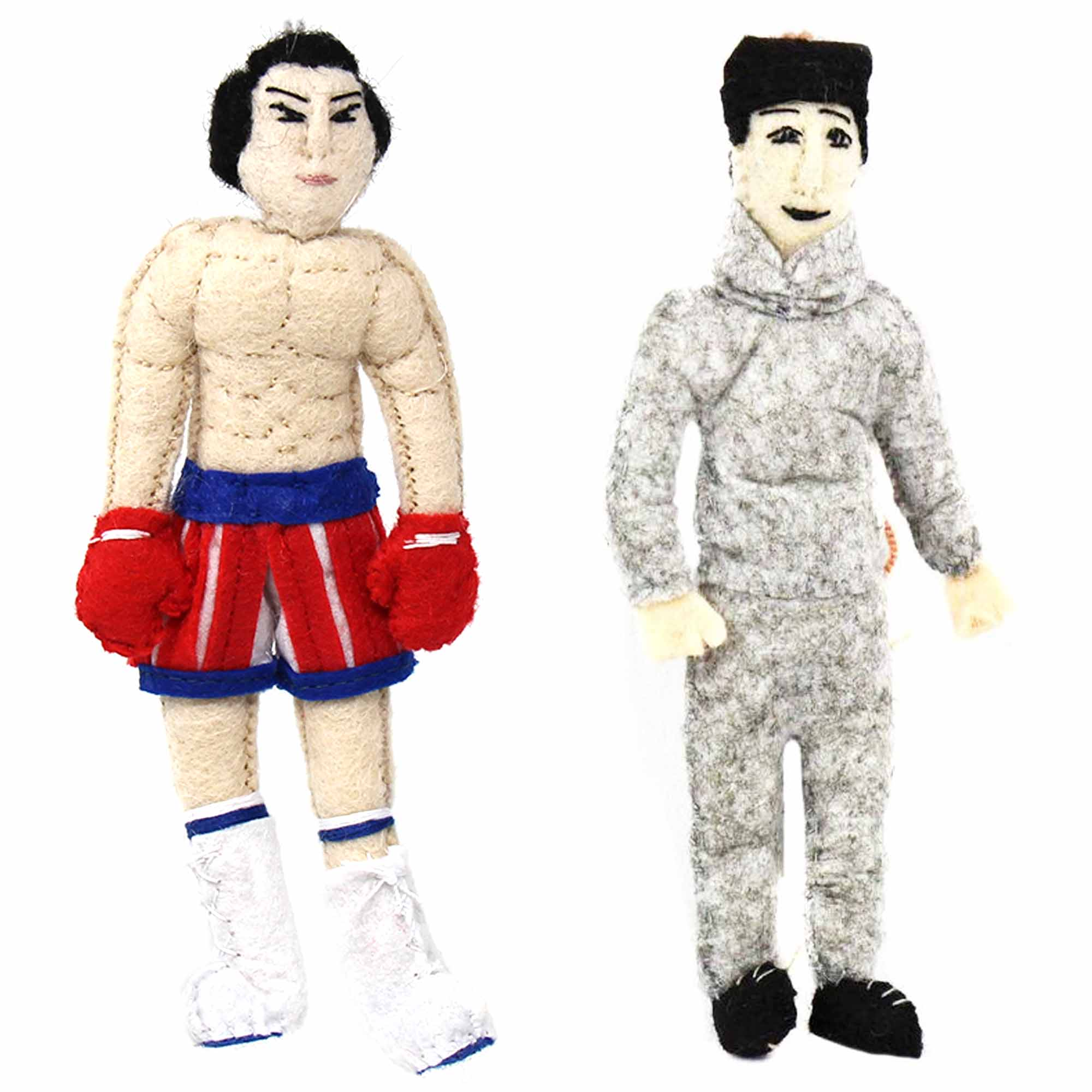 Historical Ornament: Rocky Balboa - Assorted