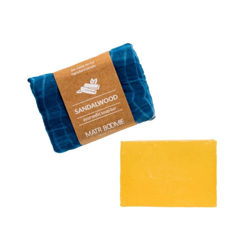 Ayurvedic Soap Bar - Sandalwood