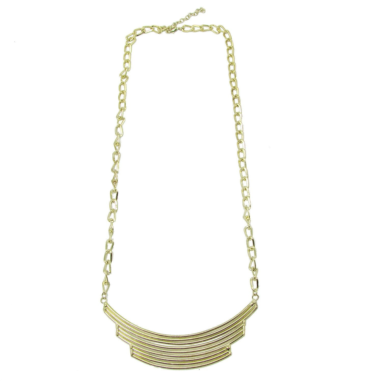 Deco Arc Necklace