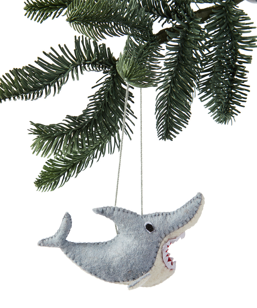 Ornament: Smiling Shark