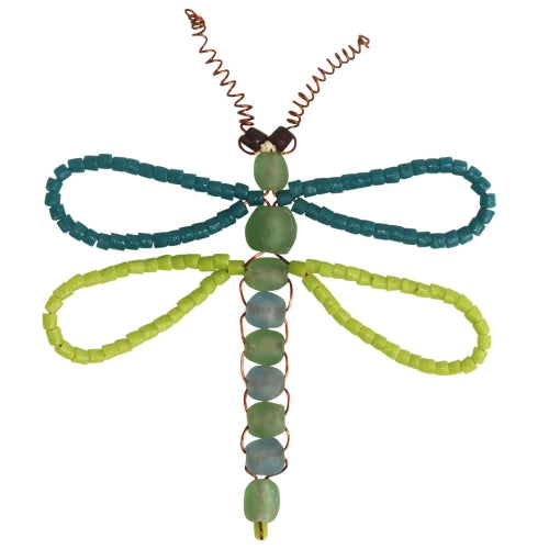 Dragonfly Bead Ornament