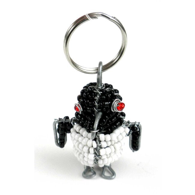 Penguin Key Ring