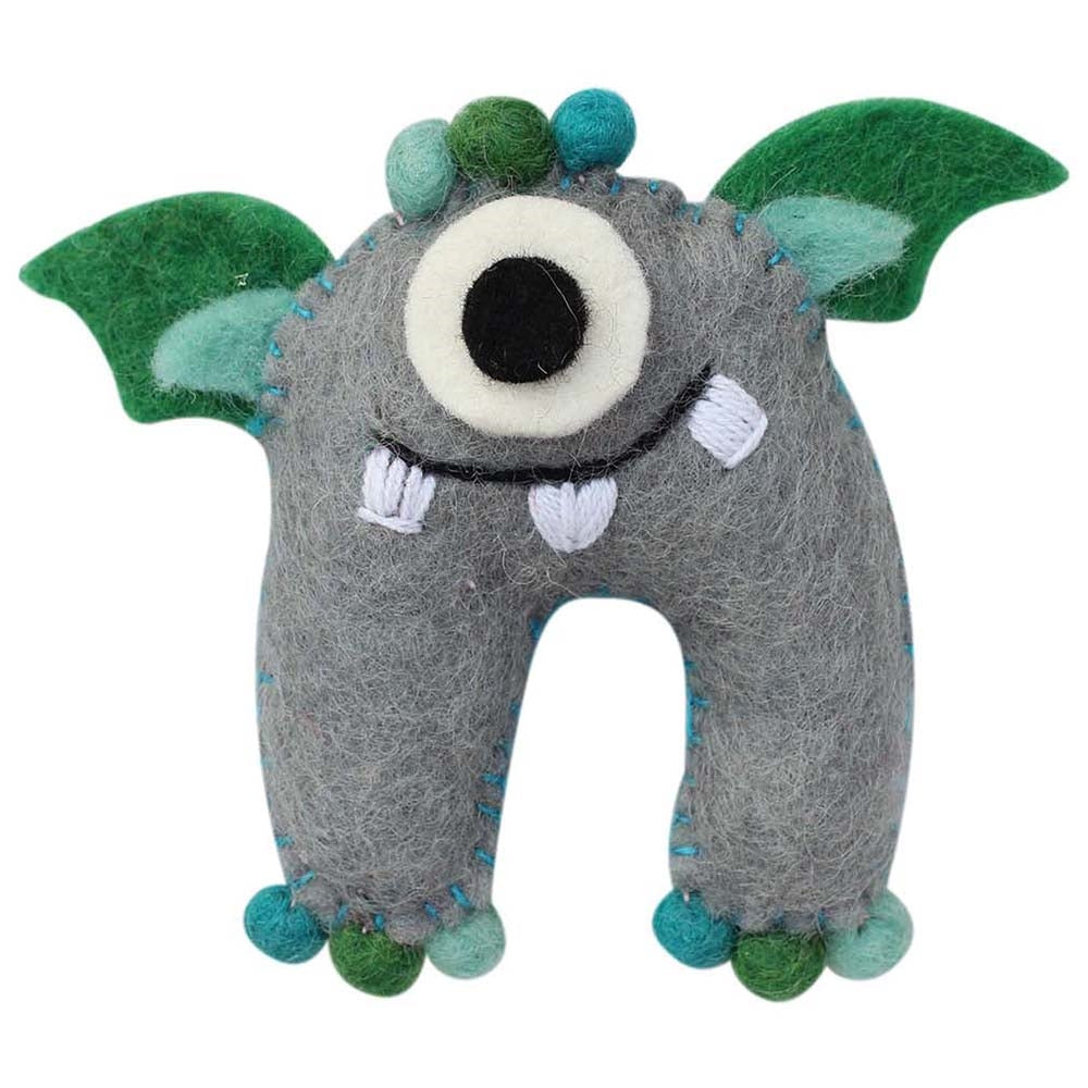 Tooth Fairy Pillow with Pocket for Money Monster, Sea