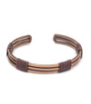 Men's Arjun Cuff - Copper