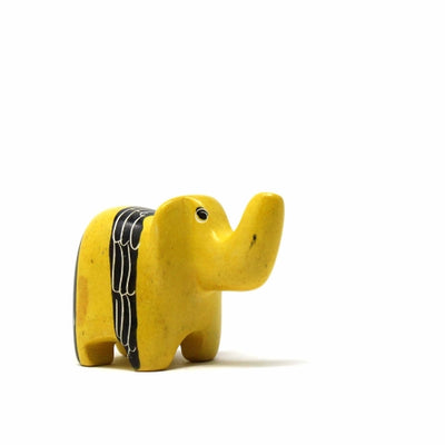 Soapstone Elephants - Tiny 1 -2 inches