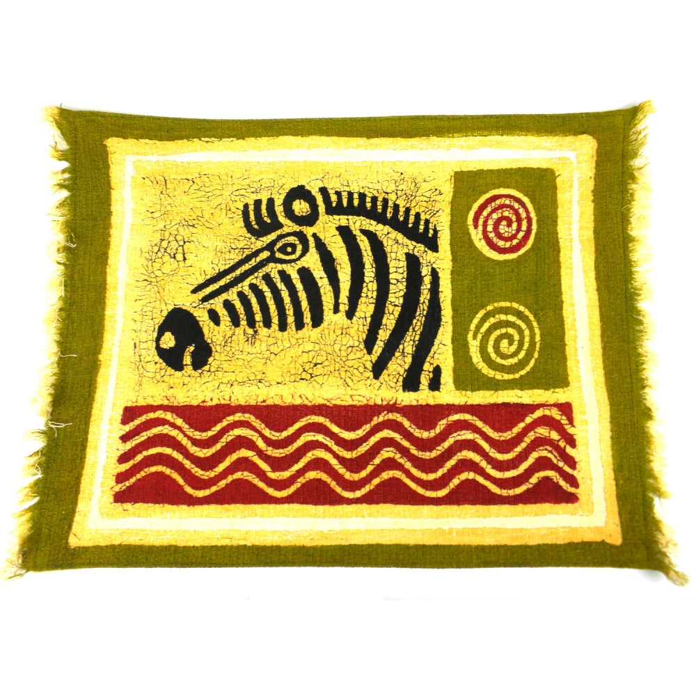 Zebra Head Placemat