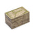 Holi Color Rub Wood Keepsake Box - Palm Leaf