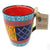 Hand-Painted Mug, South Africa (Shahida Design)