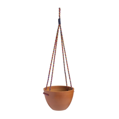 Twist Hanging Planter - Bowl